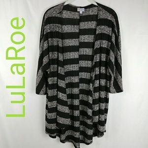 LuLaRoe   Open Front Cardigan Size Small
